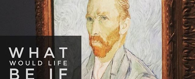 """Happy birthday to Vincent Van Gogh """"What would life be if we had no courage to attempt anything?"""" An amazing artist that created his work over a too short 10 year period. Was able to revisit and enjoy his work up close earlier this year."""