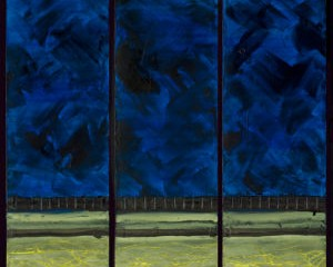 Water Under the Fields – Triptych