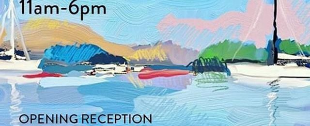 You are invited – Marin Open Studios starts this weekend. Saturday and Sunday May 5th and 6th. Over 50 @icbartists will be open including my art studio . 11am to 6pm. Location: 480 Gate 5 Road Sausalito Ca. 94956 Stop in and check out artists in theirs studios – lots of free parking – kid and dog  friendly too! This is the 1st of two weekends for Open Studios. . . .
