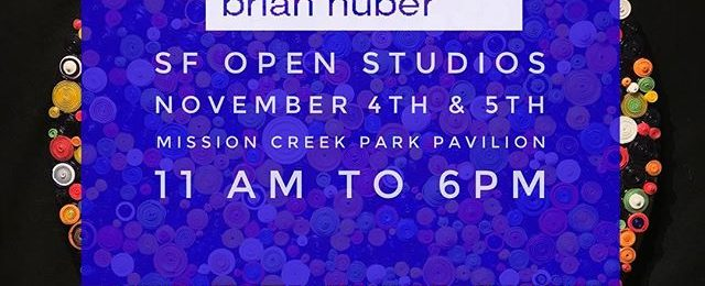 You are invited to visit my open studios show during @artspan in San Francisco. I and 5 other amazing artists will be showing together at the beautiful Mission Bay Park Pavilion in the SOMA area. Dates: Saturday November 4 and Sunday November 5th 2017 11:00 am to 6:00 pm Mission Bay Park Pavilion 290 Channel Street San Francisco CA 94158 Get out and see some art. Lots of parking and 6 amazing artists in one