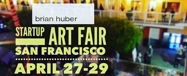 You are invited. I will be showing in room 218 this weekend at StARTup Art Fair @startupartfair Check out 60 artists plus enjoy artist talks and interactive events. This annual art fair is part of an art filled weekend in San Francisco including Art Market @artmarketproductions at nearby Fort Mason and If So What? @isw_ifsowhat at Palace of Fine Arts. . . . Show opens Fri, Apr 27, 2018, 2:00 PM through Sun, Apr 29,
