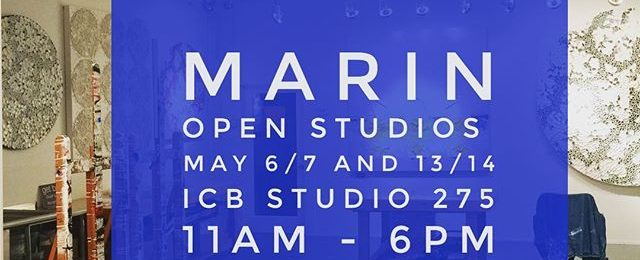 You are invited. Please join me and the 40+ participating artists at the ICB in Sausalito CA for two weekends of Marin Open Studios. . May 6 & 7 and 13 & 14 from 11am-6pm. A fun art filled experience. . . 480 Gate 5 Rd, Studio 275 Sausalito CA . . .