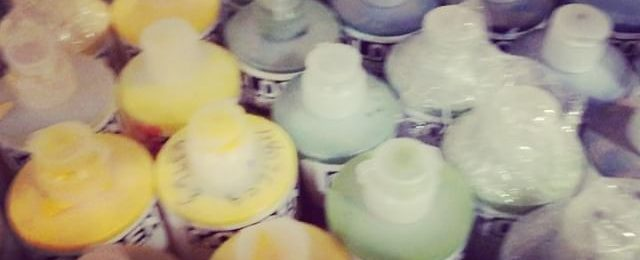 In the studio: piles of supplies and lots and lots of liquid acrylics are in the studio and ready to go. I often work late nights and having plenty of canvas, paints and other art materials is critical. Thanks for following my Instagram account. Stay tuned