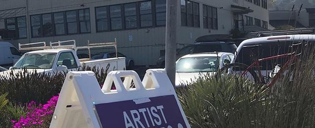 Reminder we are open today until 8pm check out the arts and some hard working artists! Im in studio 275 starting at 1pm. While you are in the neighborhood visit 45 other Artists at Work – also open in the ICB ! . Friday 9/28 from 1pm to 8pm at the ICB in Sausalito Free and Family Friendly Event 480 Gate 5 Road My studio is 275 Sausalito CA 94965 We are opening our studios