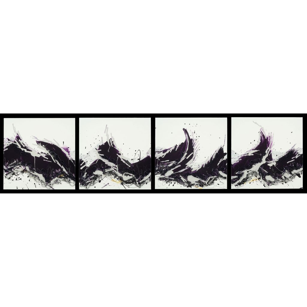 Brian Huber Art Flow Series
