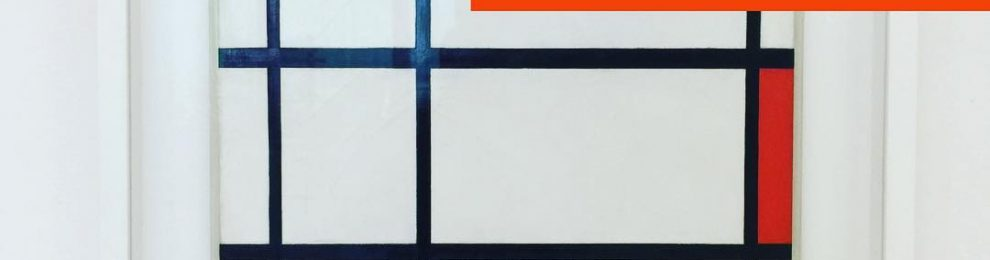 Happy 145th birthday to the iconic Dutch painter Piet Mondrian born in 1872. One of my earliest infl