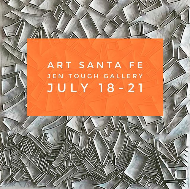 Look for my newest work in Santa Fe @artsantafe July 18th-21st 1st time showing with the amazing @Jentoughgallery Booth 408 at the Santa Fe Convention Center, Santa Fe, NM https://artsantafe.com https://jentough.gallery . . . . . . . . .