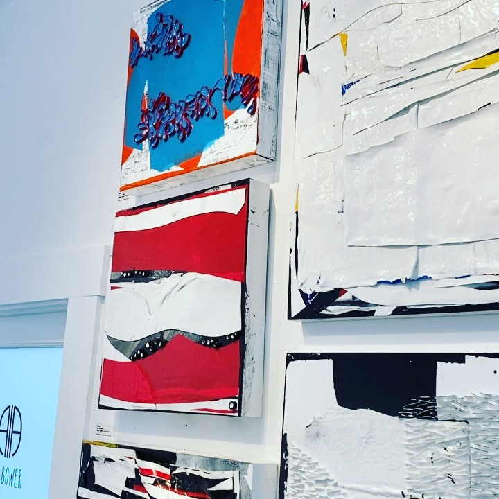 New collaboration with @michaelcutlip is part of my Marin Open Studios show. You are invited to visit me in studio 275 at the ICB in Sausalito. Two weekends - Saturday and Sunday 11am to 6pm. Lots to see with 50+ artists in the @icbartists group open @marinopenstudios studios is May 8 and 9 also.  . . . . We have all the appropriate COVID safety and guest count protocols in place. Entry on the North end of the building across from @heathceramics   . .