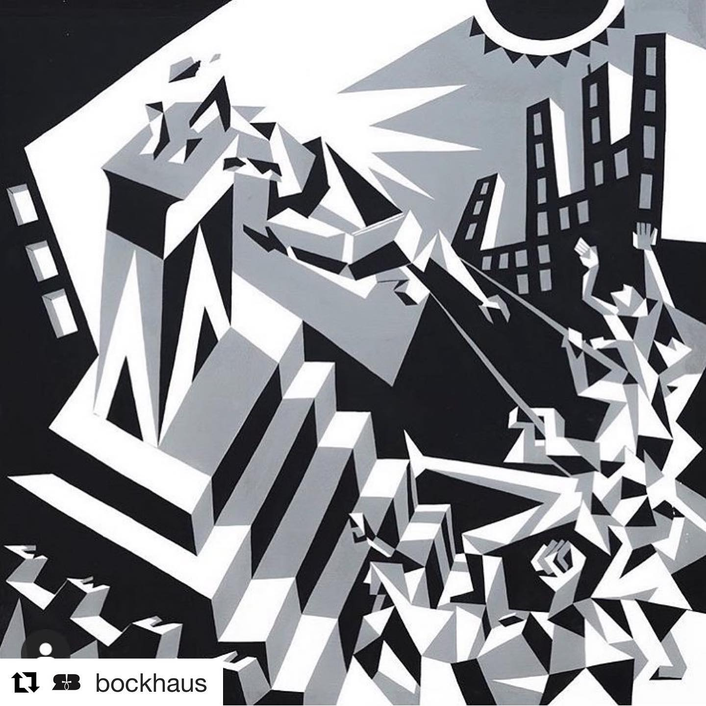 Ryan Bock's powerful images capture this moment in time and to his credit what started years ago.   @bockhaus  ・・・ 'Pulling down the Monument' 2018 via @ground.effect . . .