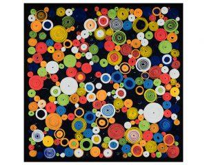 Circle Square Below – Circumference Series
